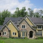 Solar system on beautiful home in Hellertown, PA