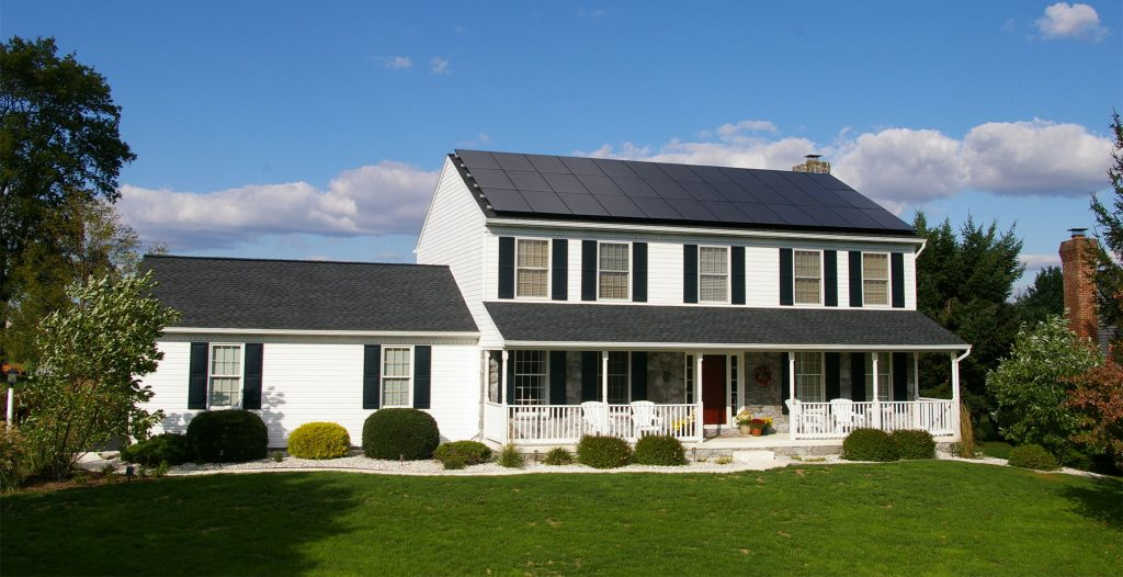Custom Residential System Design and Installation by KC Green Energy