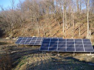 Hess Ground Solar Image