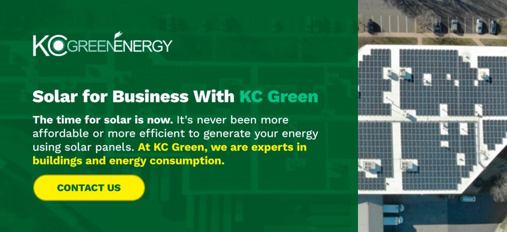 KC Green Can Help Your Business Go Solar
